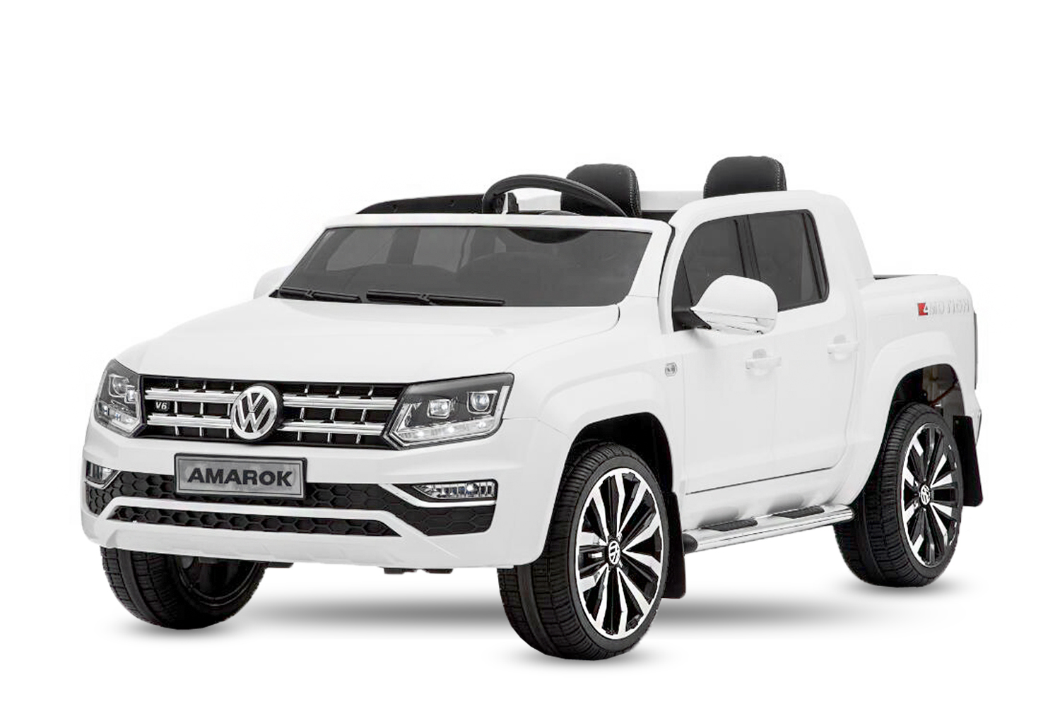 menila gmbh lizenz vw amarok kinder elektro auto 2. Black Bedroom Furniture Sets. Home Design Ideas