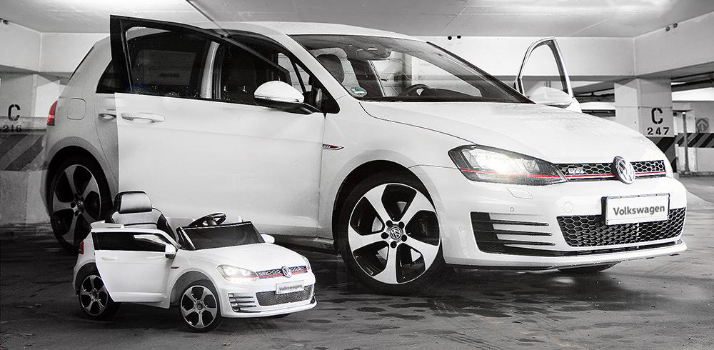 Vergleich VW Gti