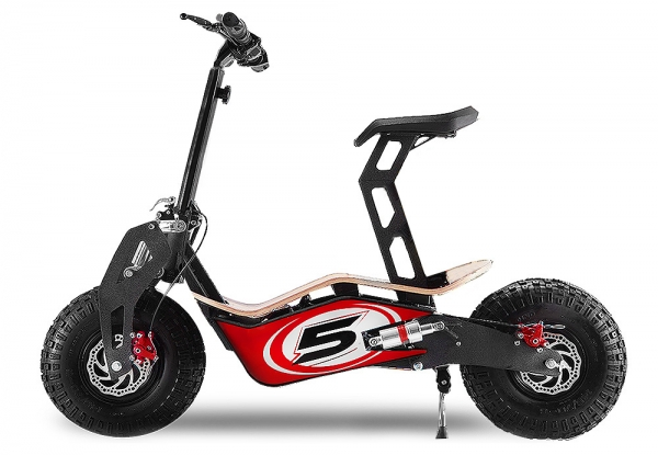 500W 48V MAD Elektro Scooter 6 Zoll